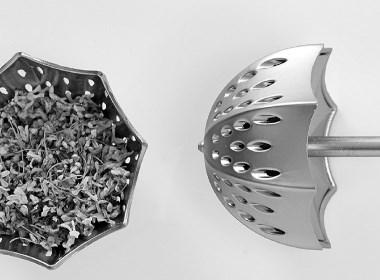 《我是设计师》生活设计生活——伞型滤茶器