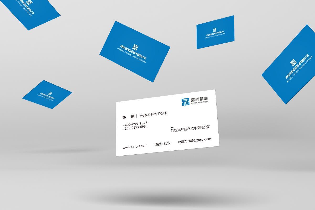 【Morse design】名片设计若干/贴图/行业/设计/