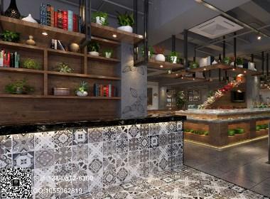 觅素素食自助餐厅-成都素食自助餐厅设计|成都专业素食餐厅设计|成都特色素食餐厅装修公司|成都素食餐厅装修设计