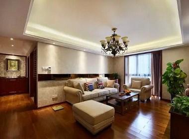 109平现代新中式3居室
