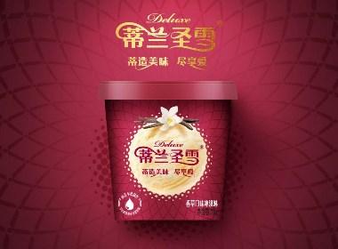 蒙牛蒂兰圣雪,蒂造中国冰品界的高端品牌
