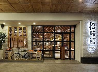 成都中餐厅设计丨成都中餐厅装修-拾味馆中餐厅