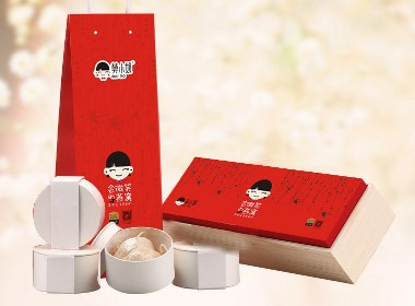 莫小姐燕窝礼盒设计