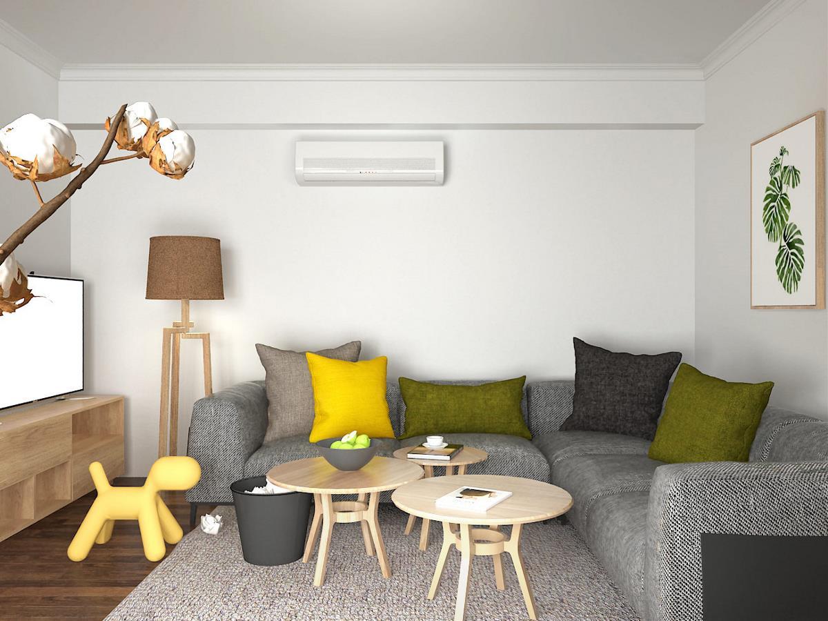 北欧风格混搭日式风格住宅设计-前意识设计叶平作品