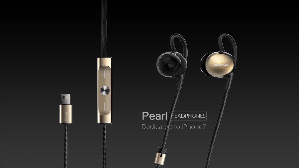 Lightning耳机 产品设计欣赏