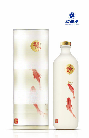 Pentawards获奖作品:韵酒包装设计——柏星龙