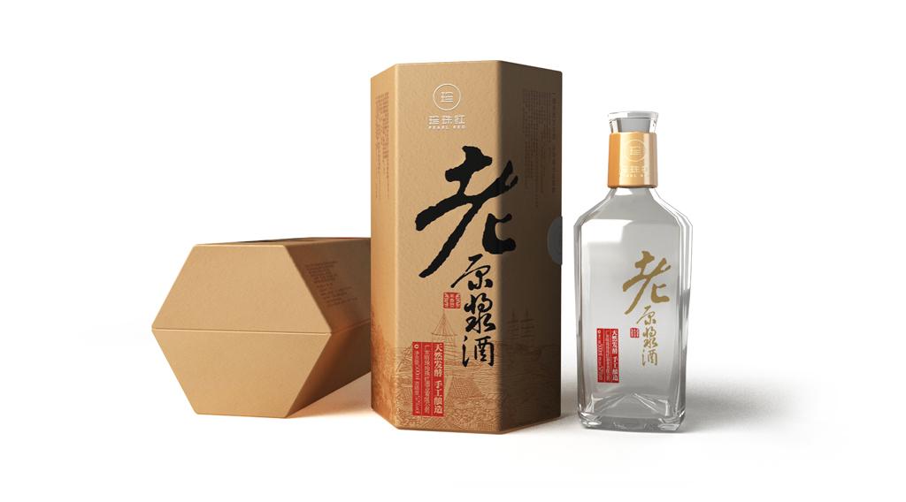 高档白酒包装设计 白酒包装设计制作 白酒包装设计公司