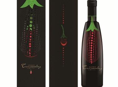 Pentawards作品:天元红枸杞酒包装设计——柏星龙出品