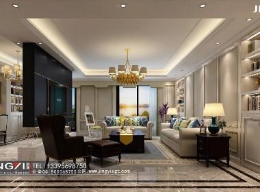 景逸效果图设计——家装简美效果图