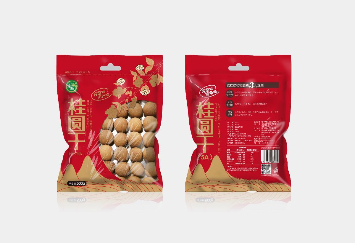 桂圆红枣包装