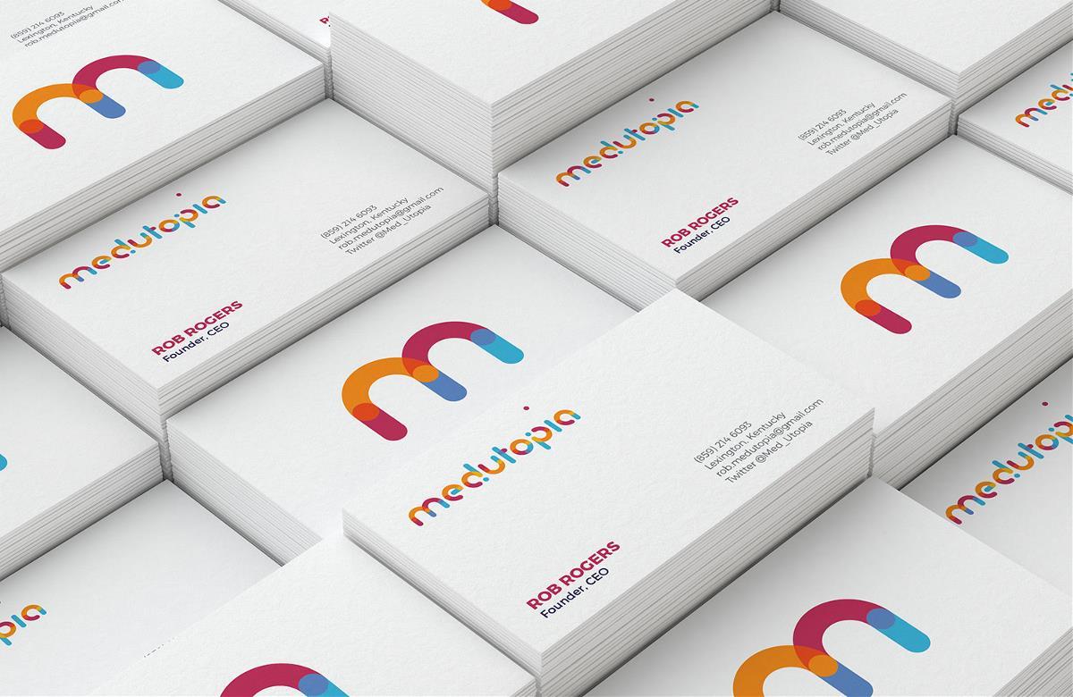 medutopia品牌设计