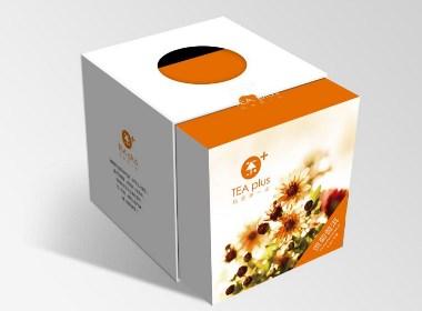 茶+ - 成都茶叶包装设计-万城文化品牌设计