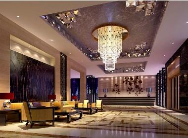 馨岛国际大酒店设计设计案例赏析——成都专业精品酒店设计|成都专业酒店设计公司