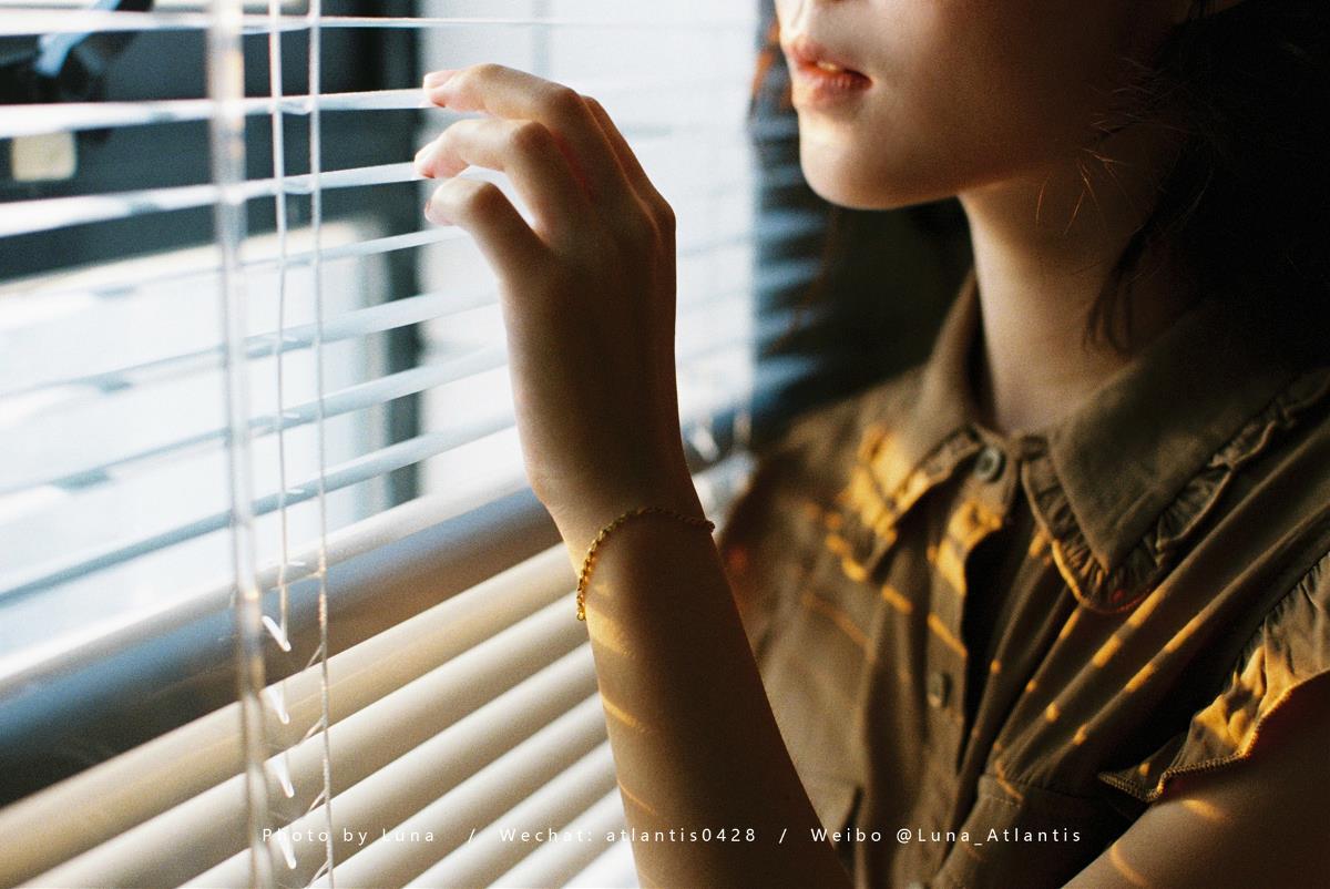 夏日菲林光影—人像摄影