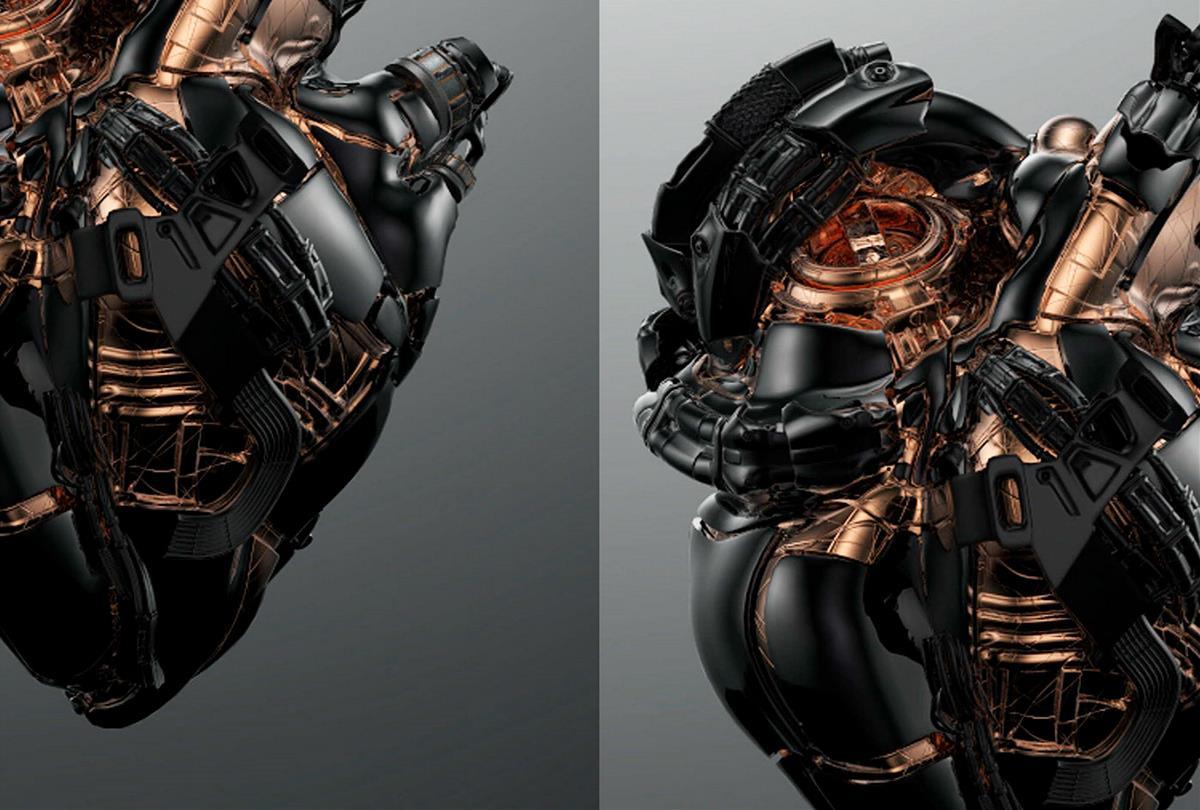 3d Heart工业设计欣赏