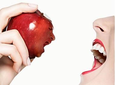 苹果最终合成效果