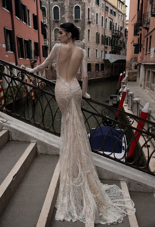 Inbal Dror婚纱设计欣赏