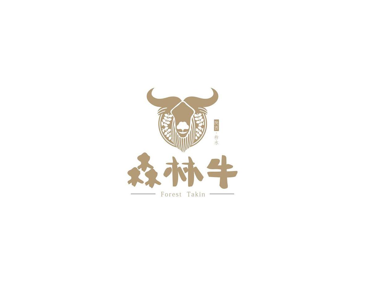 森林牛品牌包装设计