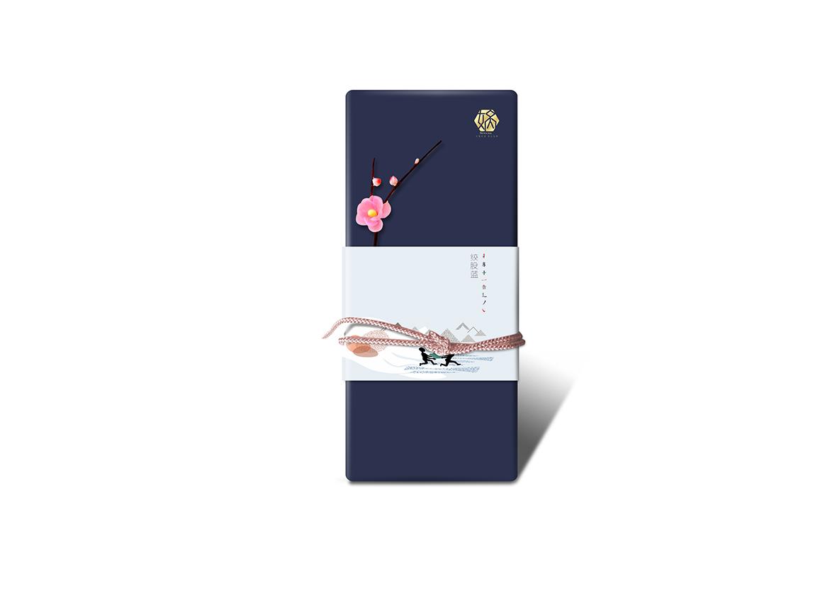 平利女娲茶包装设计