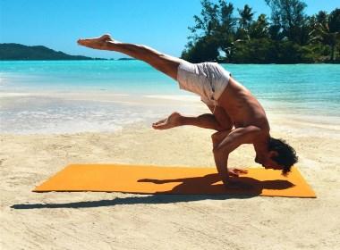 卷卷瑜伽垫