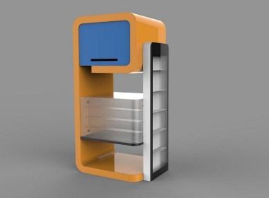 3D纸玩打印机