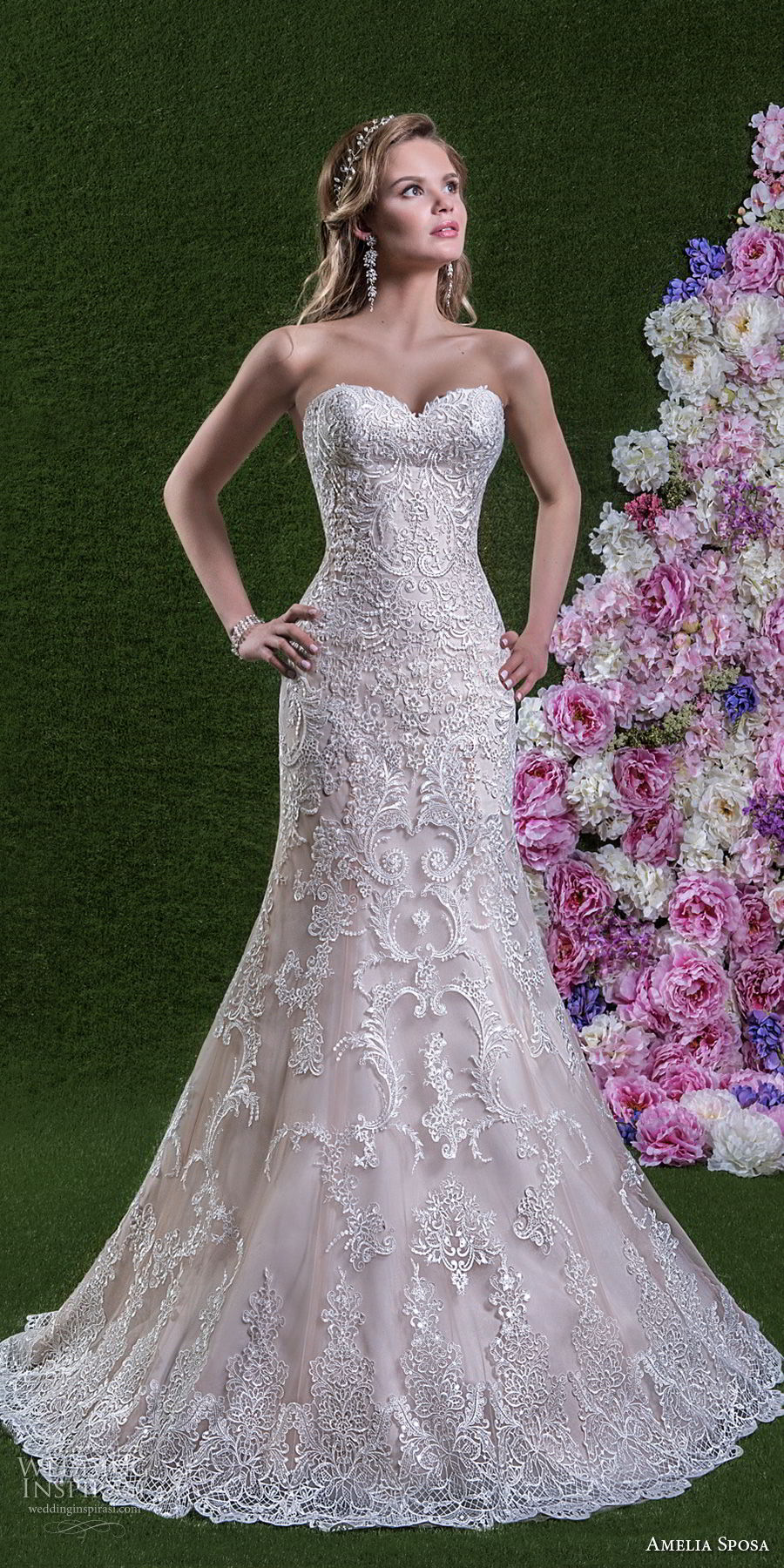 婚纱设计欣赏