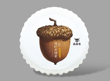 森林牛品牌包裝設計