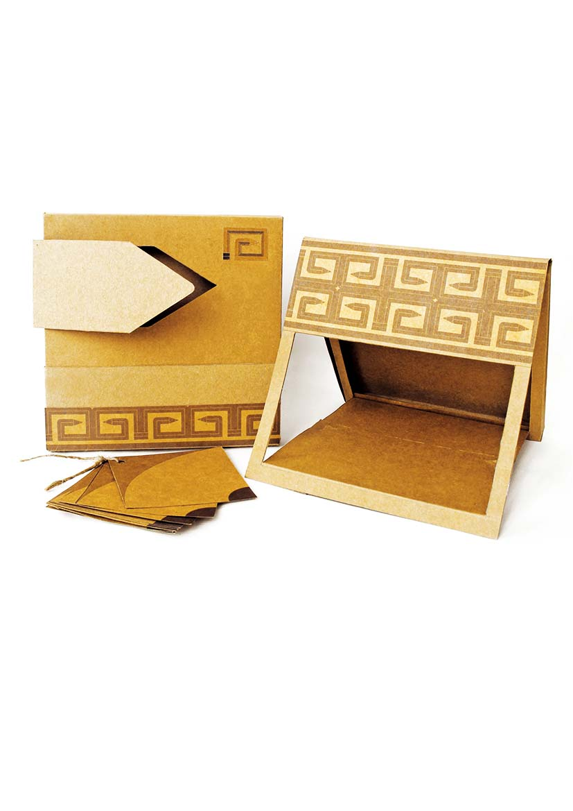 CDP创意铅笔包装设计-成大(Chida)