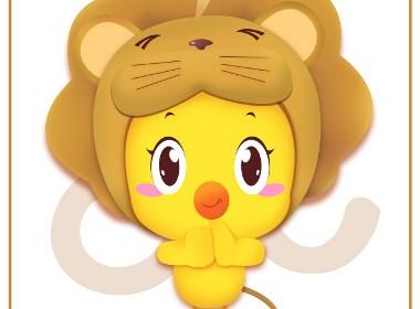 小黄鸡高登狮子座壁纸 640X1136