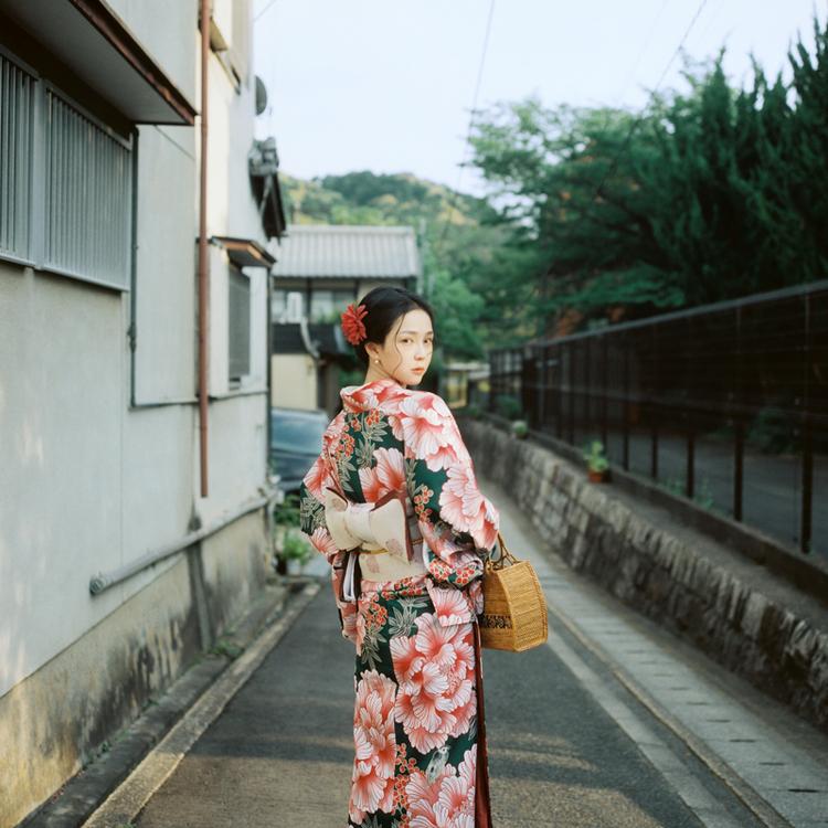 靑葉—人像摄影
