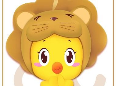 小黄鸡高登狮子座壁纸 720X1280