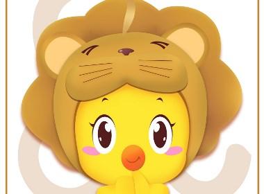 小黄鸡高登狮子座壁纸 750X1334