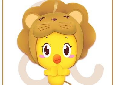 小黄鸡高登狮子座壁纸 1080X1920