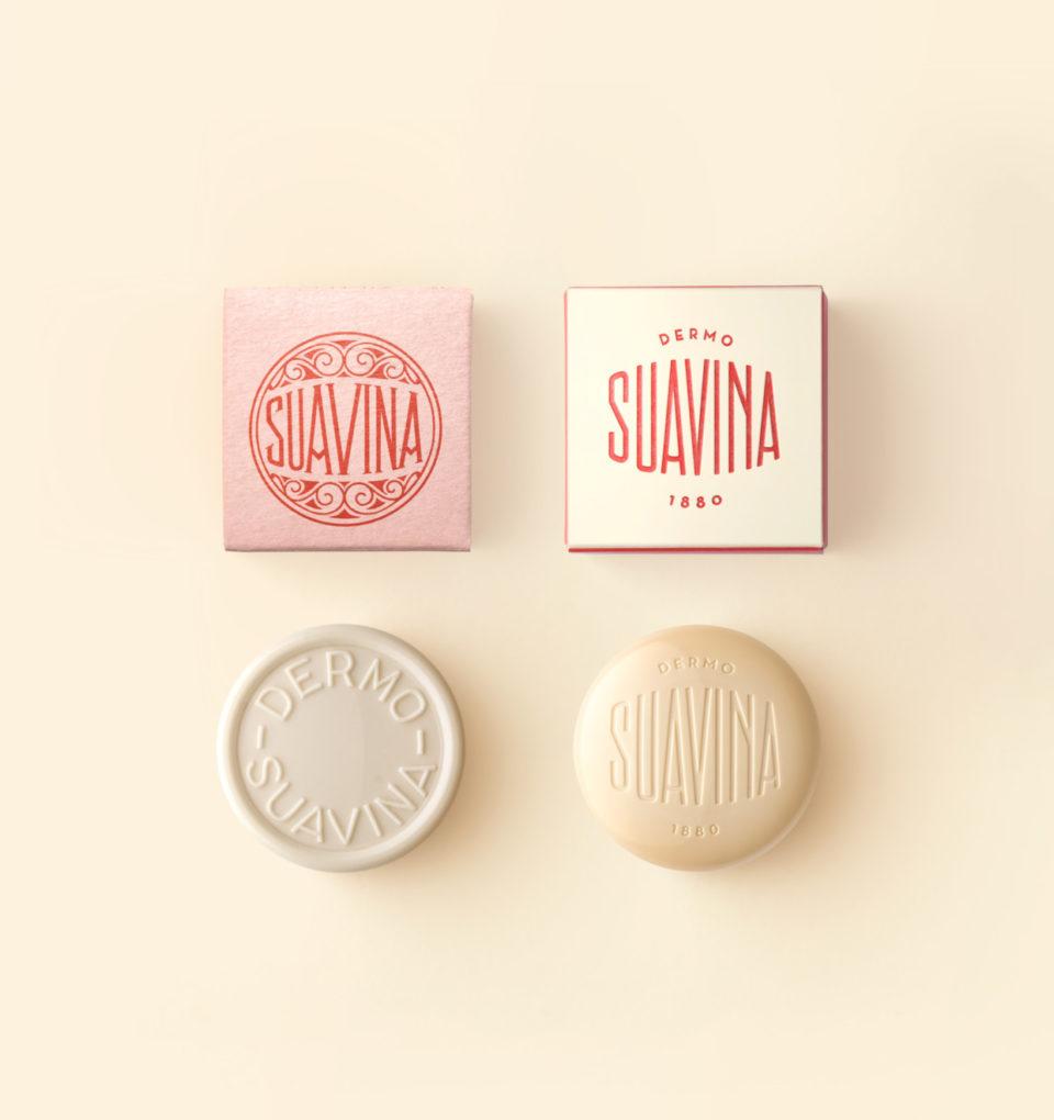 Suavina唇膏包装设计