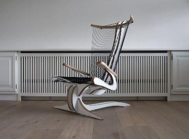 极像乐器的家具设计