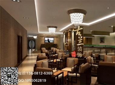 龙湖三千里名基茶府-成都专业茶楼设计|成都中式茶楼装修设计|成都茶楼装修公司