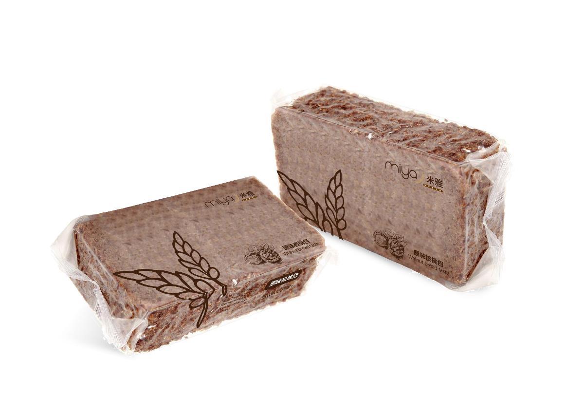 米雅面包包装