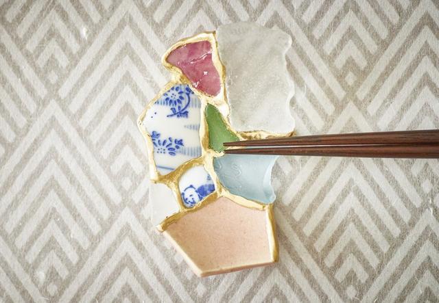 破碎陶瓷的重生之路