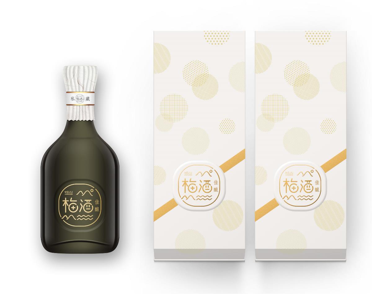 梅酒包装设计——灵犊设计LINGDU DESIGN