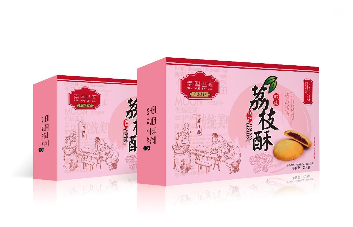 南粤世家酥饼