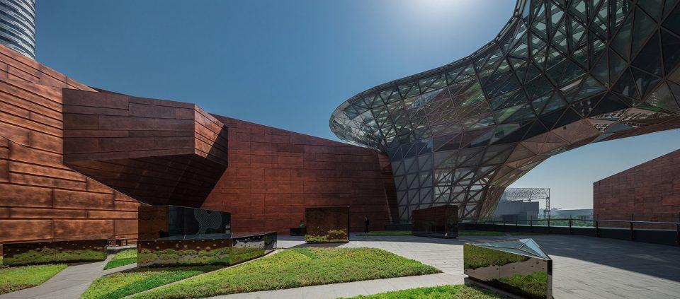 世博会博物馆设计