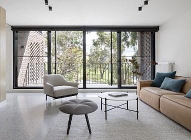 宁静舒适的家装设计