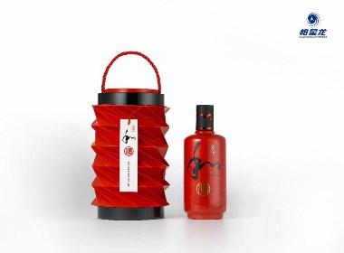 世界之星酒包装设计作品:和酒-节日系列(柏星龙出品)
