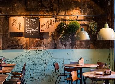 成都中餐厅设计丨成都中餐厅装修-餐谋长餐厅设计