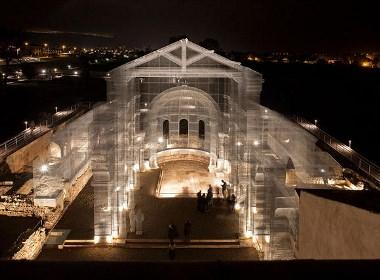 意大利铁线魅影教堂