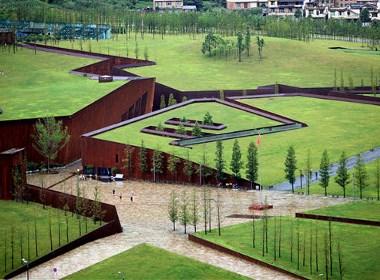 中国汶川地震纪念园区