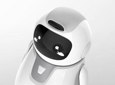 儿童陪伴机器人