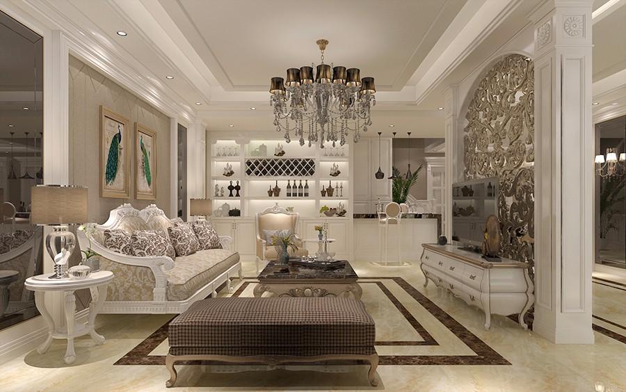 传统的简欧风格多是以白色、金色为主,用大气亮眼的金色凸显装修的奢华,这款装修的独特之处在于,空间设计以小清新为主。墙体为白色,家具用清新靓丽的颜色搭配。整个家散发着舒适迷人的味道。 小区名称: 建业森林半岛 房子户型: 别墅 装修风格: 欧式风格 小区面积: 365平 装修公司: 美巢装饰 预约咨询:152-9487-7232(微信在线)