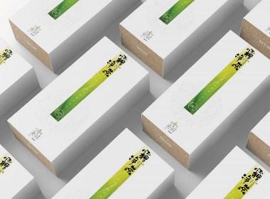 霾凈茶包裝設計