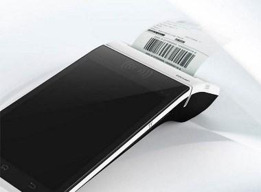 智能互联产品设计_轻薄便捷的智能POS机设计_三防POS机设计